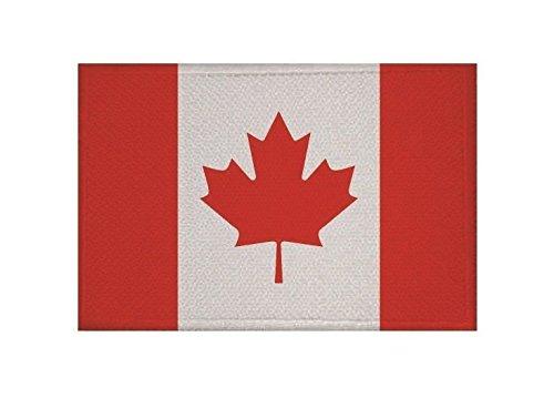 U24toppa Canada Bandiera applicazione Patch 9x 6cm
