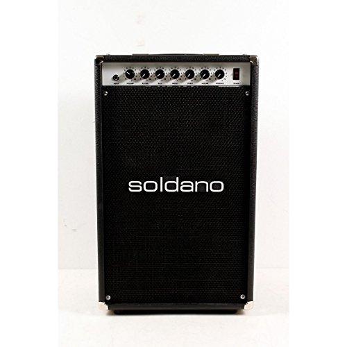 Soldano Astroverb 16 2x12 Tube Guitar Combo Amp Black, Straight 888365704203