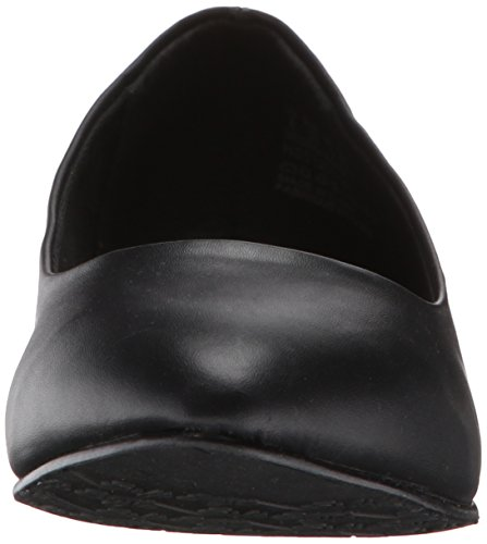 Soft Style by Hush Puppies Darlene Mujer US 9 Negro Zapatos Planos