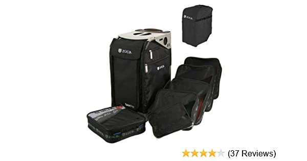 e5c31c6984914 Amazon.com   Zuca Pro Complete Set- Black Insert Bag With Black Travel  Cover and Pro Sliver Frame 89055900280   Photographic Equipment Bags    Camera   Photo