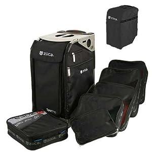 Amazon Com Zuca Pro Complete Set Black Insert Bag With