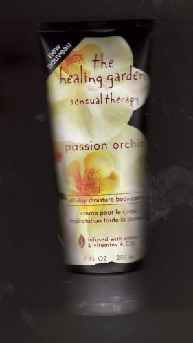 The Healing Garden Sensual Therapy - Passion Orchid Body Cream