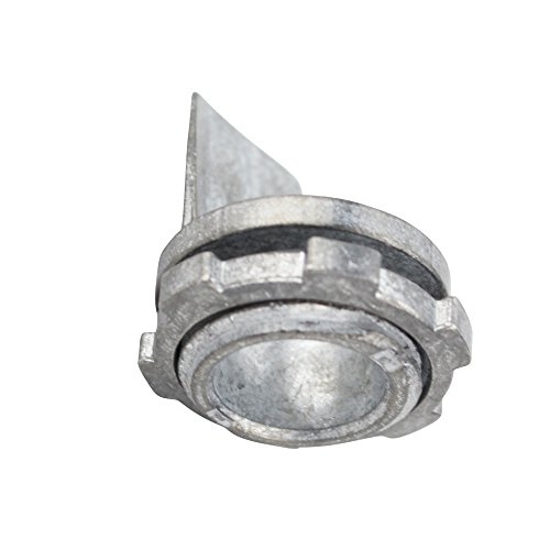 [해외]Wiremold Legrand 5781 박스 커넥터, 1 2 도관, V500 레이스 웨이 (10 팩)/Wiremold Legrand 5781 Box Connector, 1 2  Conduit, V500 Raceway