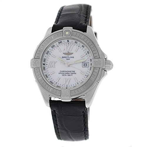Breitling Windrider B-Class quartz womens Watch A71365 (Certified Pre-owned)