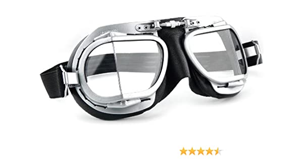 15ced5913b65 Amazon.com: Halcyon Mk9 Rider Classic Motorcycle Goggles/Classic Driving  Goggles: Automotive