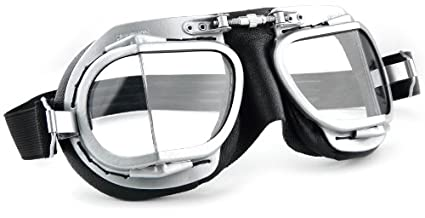 2f744b8459 Halcyon Mk9 Rider Classic Motorcycle Goggles Classic Driving Goggles