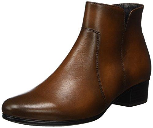 Basic Botas Mujer para Shoes Sattel Marrón Gabor Gabor 22 Effekt BqXwtEw