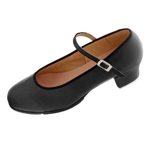 Chaussures de claquette talons 3,8cm Bloch 323 Showtapper - Noir - Taille 40