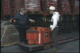 Electric Pallet Jack Safety Training DVD
