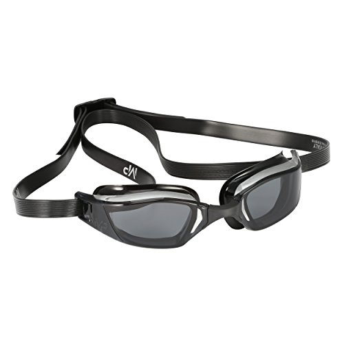 Mp Michael Phelps Xceed Swimming Goggles  Smoke Lens  Grey Black Frame
