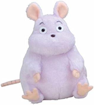 Amazon Com Studio Ghibli Spirited Away Fluffy Beanbags Bow Rat Height 18cm Toys Games