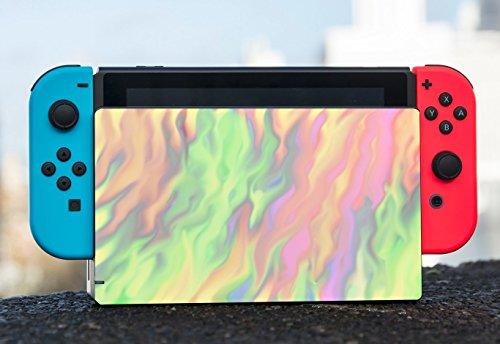 light-pastel-colorful-smoke-colors-nintendo-switch-dock-vinyl-decal-sticker-skin-by-moonlight-printi