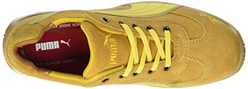 gelb Low Monza Beige Espadrillas Puma 409 HRO SRC S1P beige beige Uomo Basse aPncHcpwq