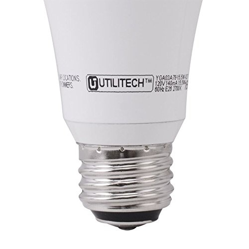 4.8w//9.5w//15.5w A21-30w//70w//100w Soft White 2700K Standard Base 3-Way LED Bulb