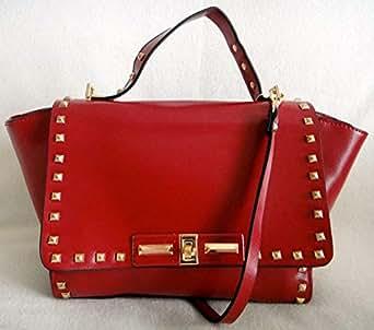 Vie On Viviane Handbag - Red