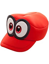 Nintendo Super Mario Odyssey Youth Cosplay Cappy Hat, Red