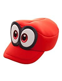 bioworld Nintendo Super Mario Odyssey Cappy Hat Cosplay Accessory