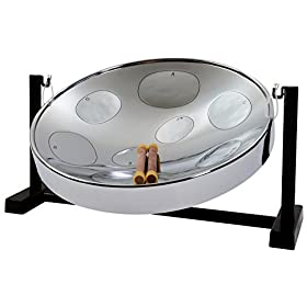 Panyard Jumbie Jam Table Top Steel Drum Kit 1