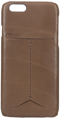 Fossil Men's Iphone 6 Brown Case, One Size (Iphone 6 Fossil)