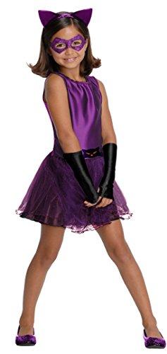 Catwoman Tutu Child Costume (Catwoman Tutu Costume)