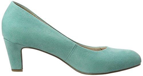 22454, Escarpins Femme, Turquoise (Turquoise 796), 36 EUTamaris