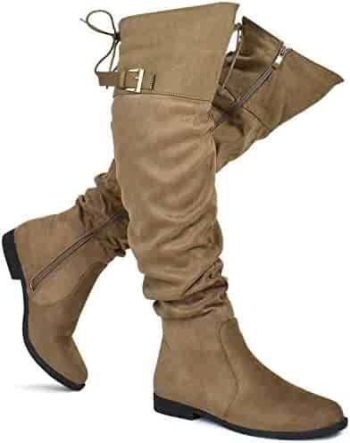 c1631962d71e9 Shopping Lace-up - Over-the-Knee - Boots - Shoes - Women - Clothing ...
