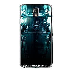 Samsung Galaxy Note 3 Jlt6190qokE Unique Design Stylish 2010 Daybreakers Movie Skin Excellent Hard Phone Cover -RobAmarook
