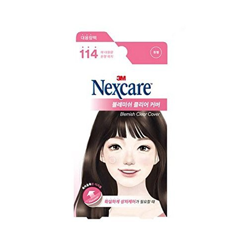 Nexcare Blemish 114pcs Absorbing Pimple