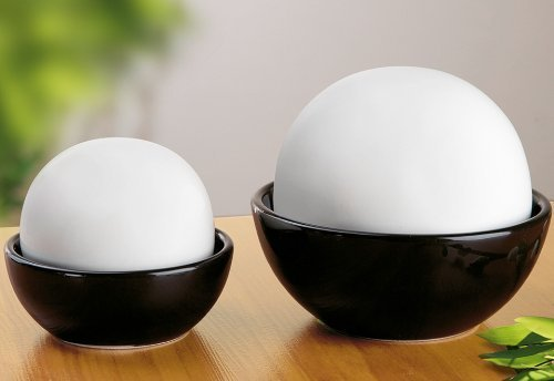 Water Stone Humidifiers, Set of 2
