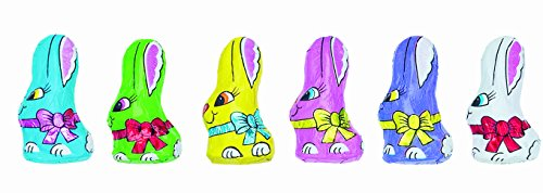 Madelaine Easter Bunnies Solid Milk Chocolate