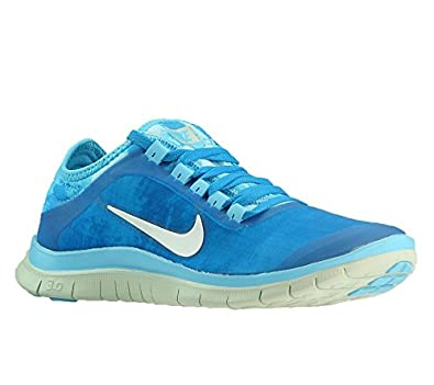 dabf605b54ce Nike Shoes Performance Free Trainer 3.0 V5 EXT Running Shoes PRNT Blaz  684797 400 Blue Size