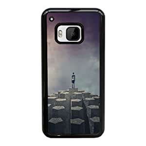 HTC One M9 Cell Phone Case Black Imagine Dragons Night Visions YT3RN2572654