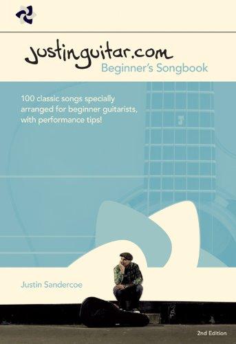 Justinguitar Beginners Songbook Beginners Songbook Kindle