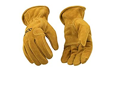 Kinco Strong Cowhide Fencing Glove