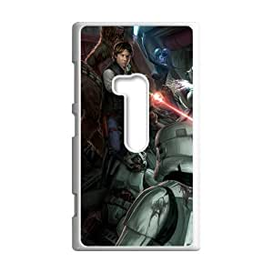 Star War&Han Solo Case Cover for Nokia Lumia 920- Personalized Cell Phone Protective Hard case Shell