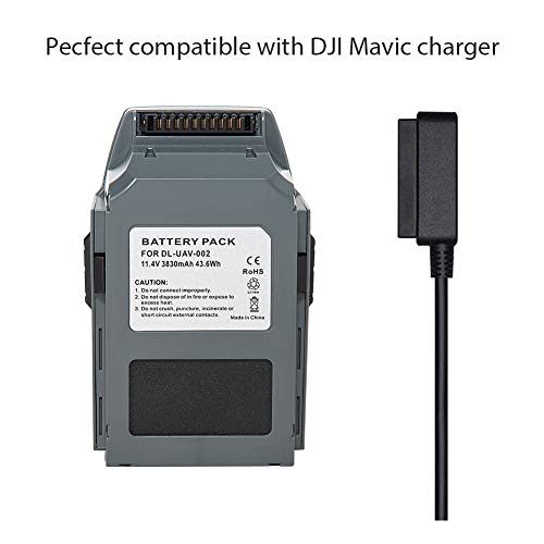 Mavic Pro Battery, Mr.Batt Intelligent Flight Battery for DJI Mavic Pro, Mavic Pro Platinum, Mavic Pro White, 11.4V 3830mAh, 1 Pack