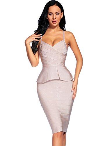 formal bandage dress - 8