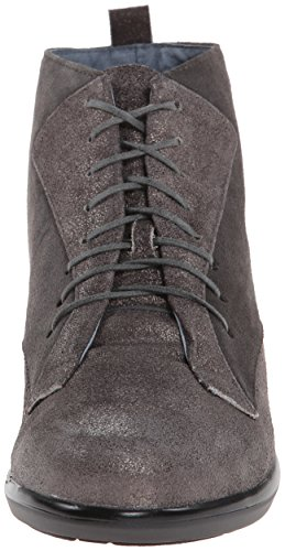 Gray Suede Women's Naot Gray Shimmer Metallic Road Mistral Boot wAxqStY