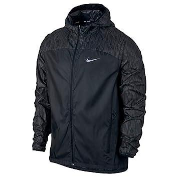 Nike Shield Flash Herren Jacke, schwarz, L  Amazon.de  Sport   Freizeit 8b37e68b9e