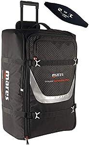 Mares Cruise Backpack Pro Roller Bag w/Free DDF Slap Strap
