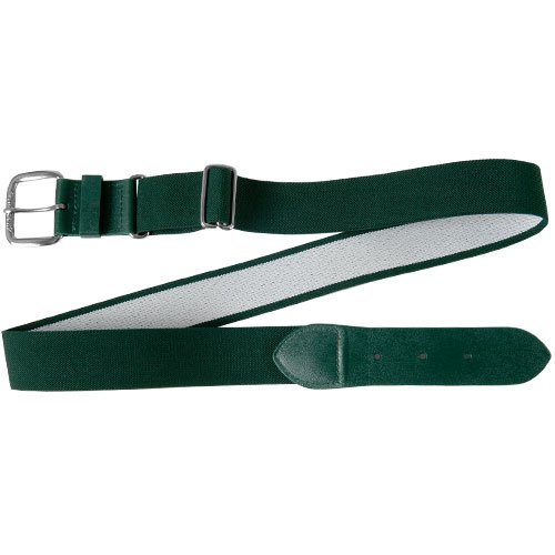 All Star Youth Adjustable Elastic Belts Dark Green