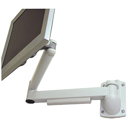 Homevision Technology Desk Mount, White (LCD6507)