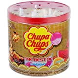 Chupa Chups Drum, Best of, Various Flavours, 60 Count