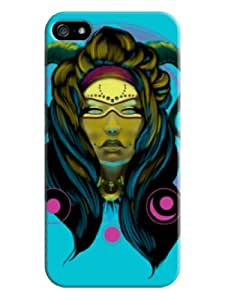 New Style Hot Sale Unique Fashionable TPU Design for iphone 5,5s Phone Case