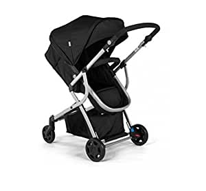 urbini omni solo versatile convertible stroller black baby. Black Bedroom Furniture Sets. Home Design Ideas