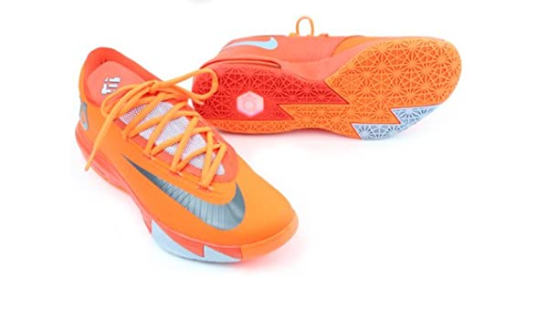 Nike KD Vi - Zapatillas de Baloncesto para Hombre Total Orange ...