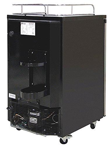 Kegco K199B Kegerator Cabinet Only - Black Cabinet and Door by Kegco (Image #4)