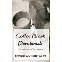 Coffee Break Devotionals (from the New Testament)