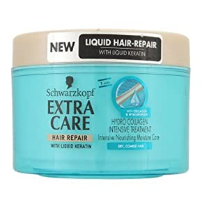 Schwarzkopf Extra Care Dry And Coarse Hair Repair Hydro Collagen Intensive Treatment 150ml