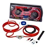 Stinger 4 Gauge 4000 Series 1500 Watt Amp/Amplifer Wiring Installation Kit -SK4241